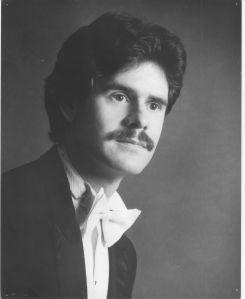 Clarinetist Michael Limoli c.1970s