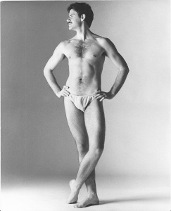 Dancer Michael Limoli, c.1970s